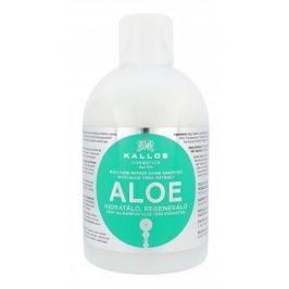 Kallos Cosmetics Aloe Vera 1000 ml posilující šampon pro objem vlasů pro ženy