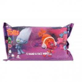 DreamWorks Trolls 72 ks čisticí ubrousky