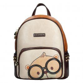 Trendy batoh Cream Bear  Stela